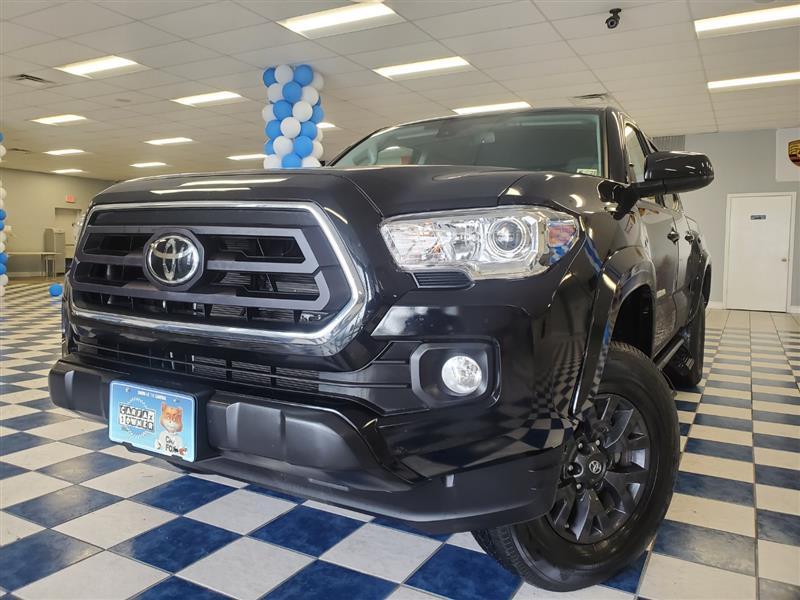 2020 TOYOTA Tacoma 4WD SR5/TRD Sport/TRD Off Road/TRD Pro/SR