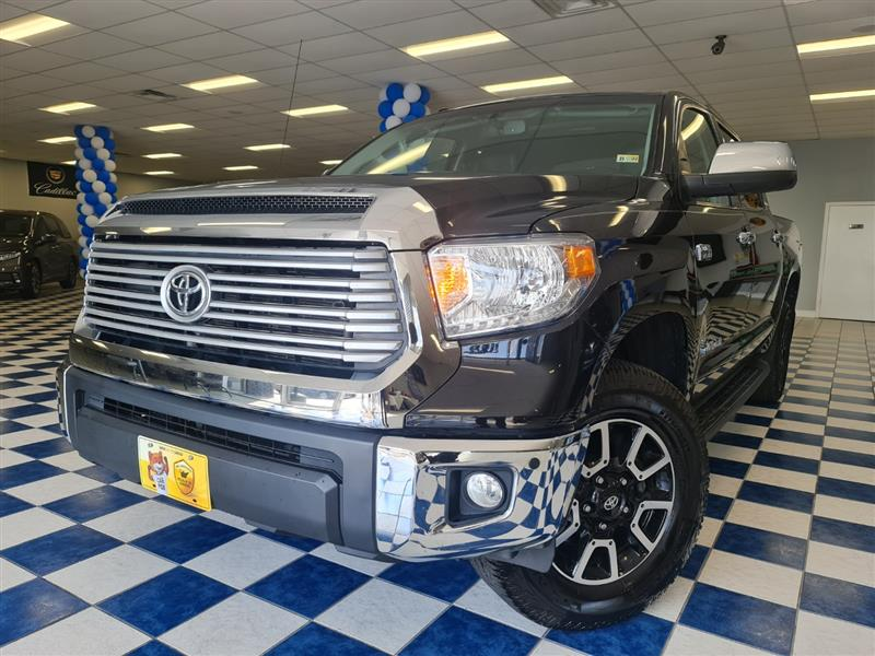 2017 TOYOTA TUNDRA 4WD Limited