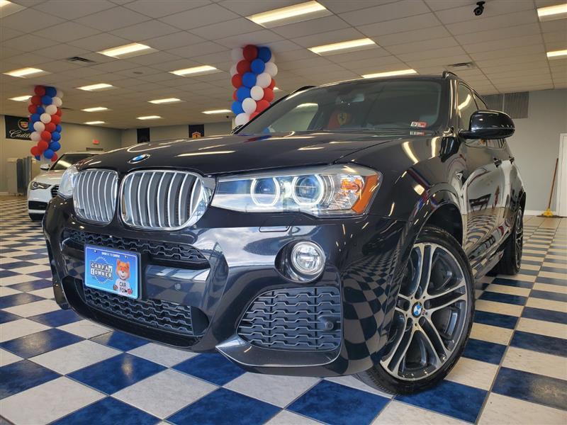 2017 BMW X3 X-Drive35i Premium M Sport