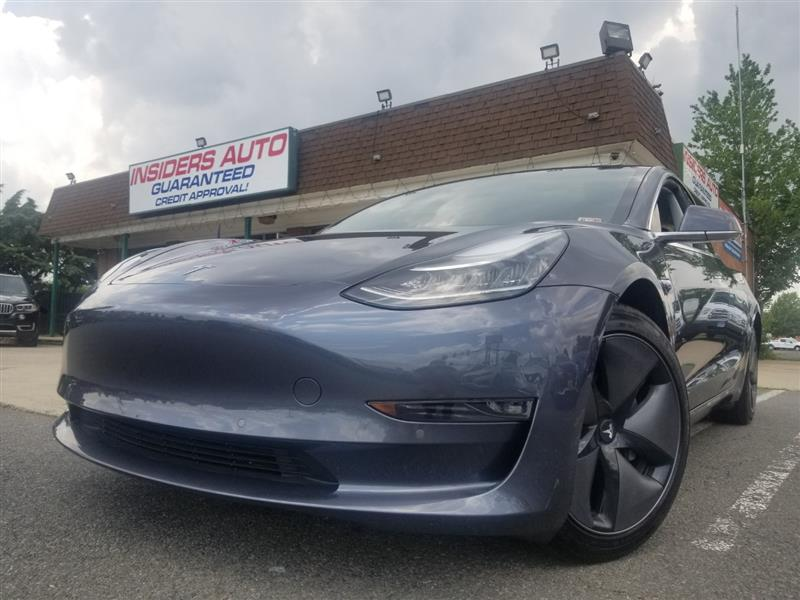 2019 TESLA Model 3 Long Range/Performance