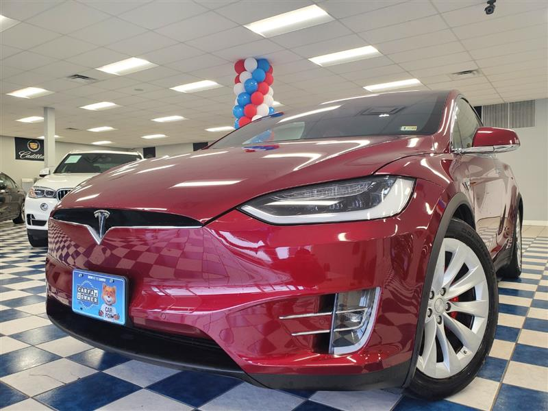 2016 TESLA Model X P90D PERFORMANCE