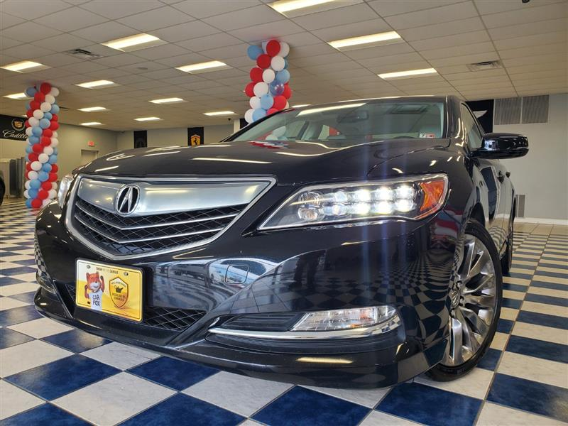 2017 ACURA RLX w/Technology Pkg