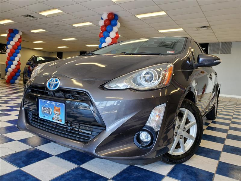 2016 TOYOTA PRIUS C One/Two/Three/Four/Persona Series