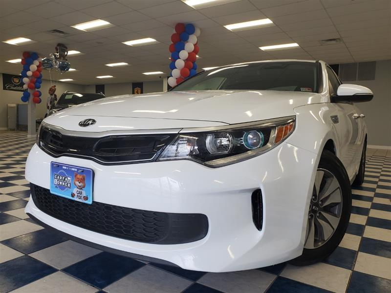 2017 KIA OPTIMA HYBRID EX/CLEAN CARFAX 1 OWNER