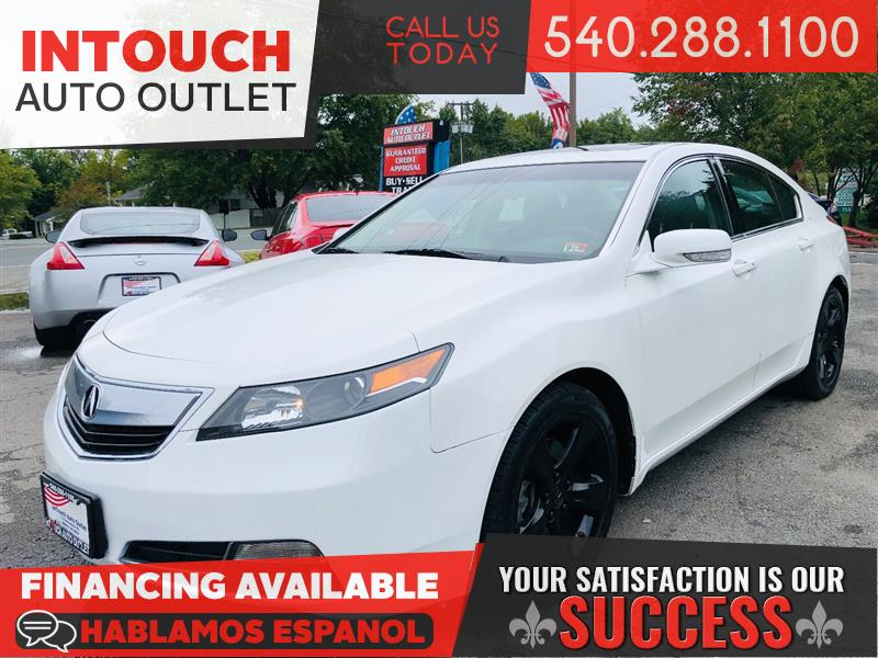 2012 ACURA TL SH-AWD WITH TECHNOLOGY PACKAGE AND NAVIGATION
