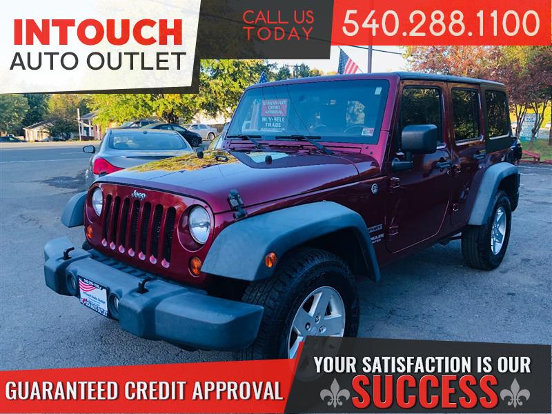 2012 JEEP WRANGLER UNLIMITED SPORT 4WD HARDTOP