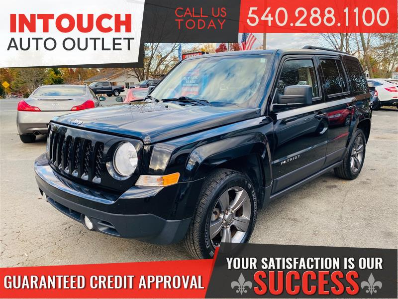 2015 JEEP PATRIOT High Altitude Edition 4x4
