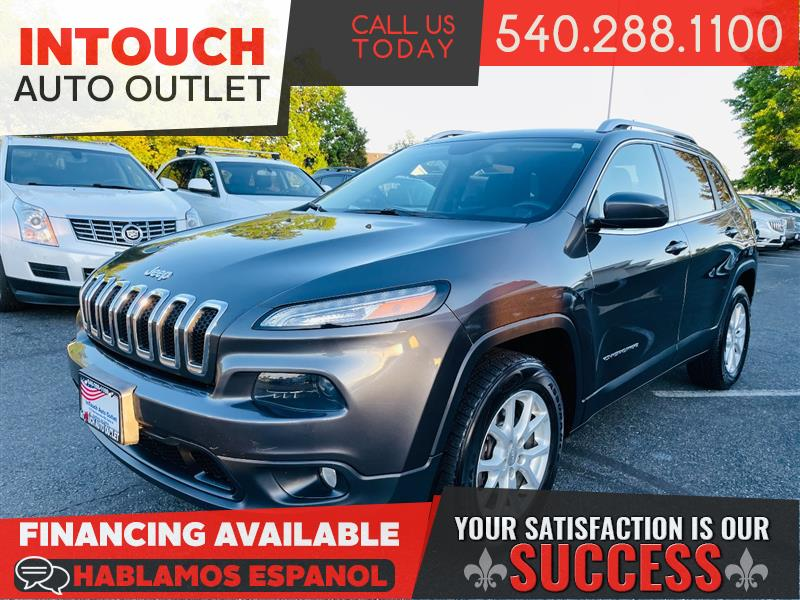 2014 JEEP CHEROKEE LATITUDE 4WD w/CONVENIENCE AND COMFORT PACKAGE