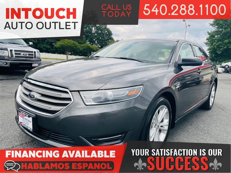 2015 FORD TAURUS SEL WITH NAVIGATION SYS LEATHER & SUNROOF