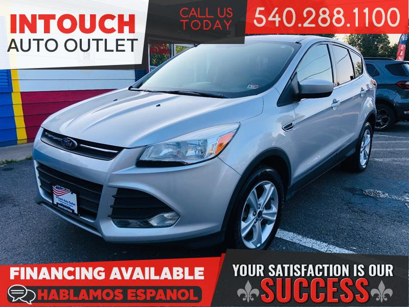 2013 FORD ESCAPE SE AWD LOCAL TRADE