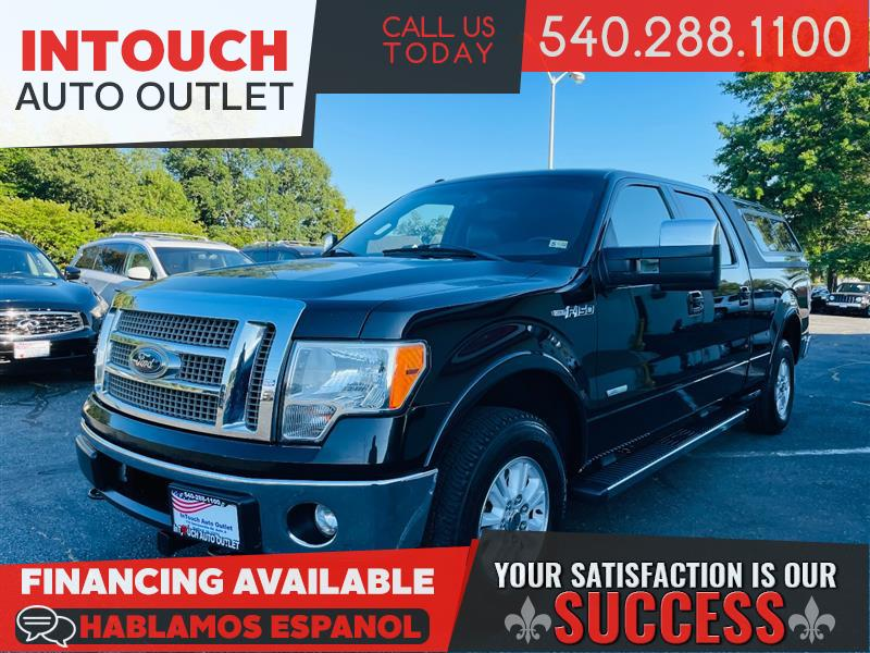 2012 FORD F-150 w/HD Payload Pkg