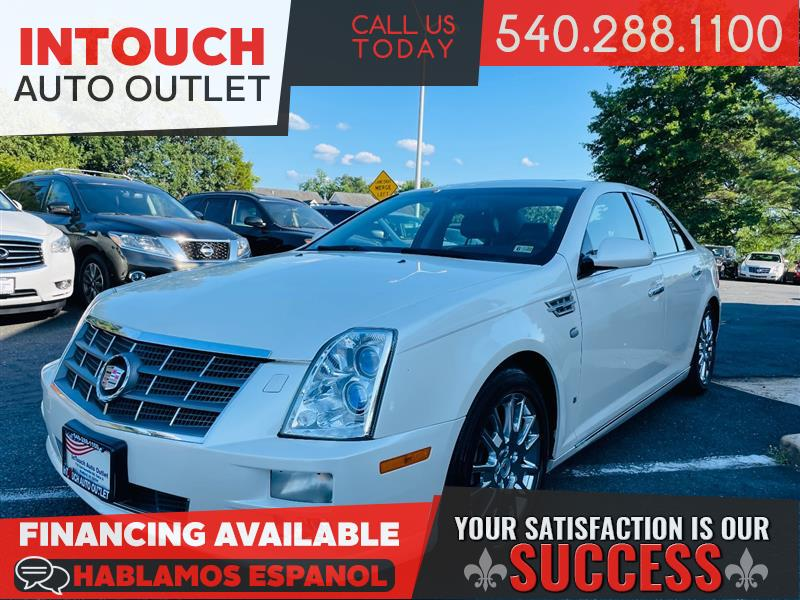 2009 CADILLAC STS V8 PREMIUM LUXURY COLLECTION NAVIGATION SUNROOF