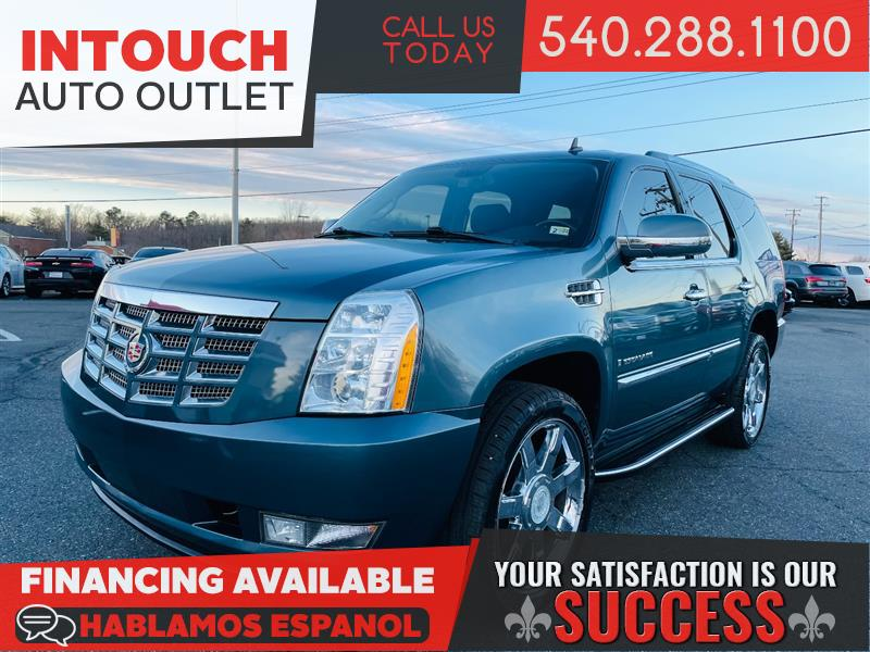2008 CADILLAC ESCALADE AWD V8 ULTRA LUXURY COLLECTION NAV DVDs SUNROOF