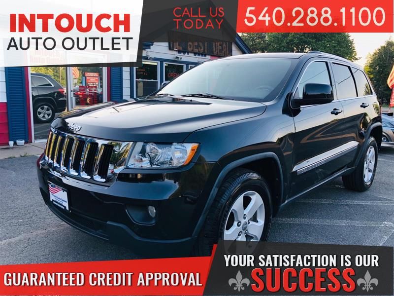 2011 JEEP GRAND CHEROKEE LAREDO 4WD WITH CONVENIENCE PACKAGE