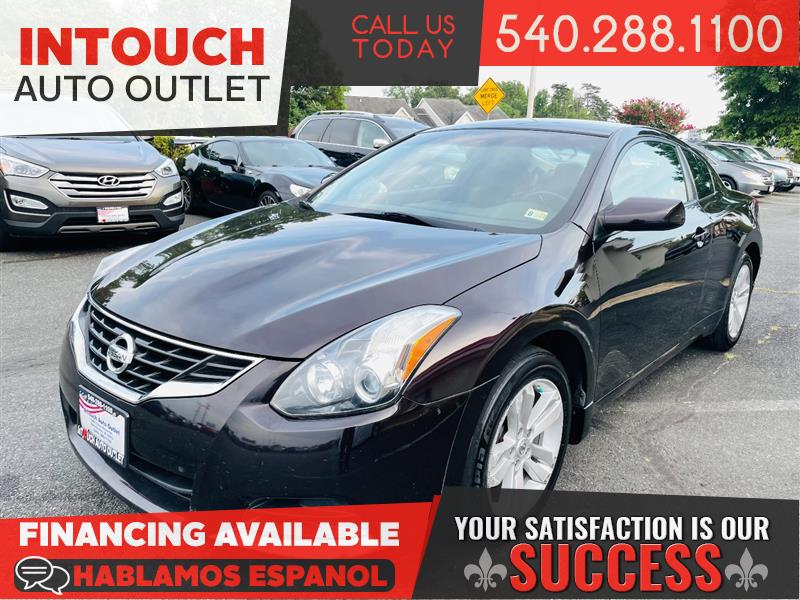2012 NISSAN ALTIMA w/CONVENIENCE PACKAGE