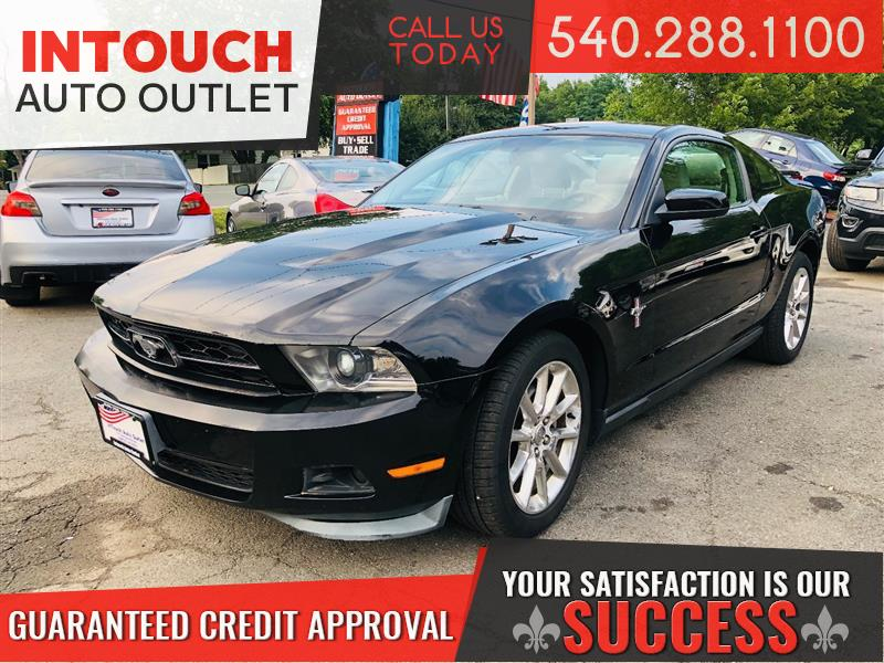 2011 FORD MUSTANG COUPE PREMIUM 6 SPEED MANUAL