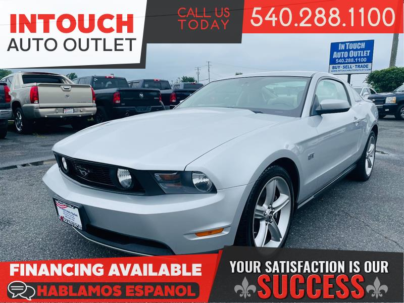 2010 FORD MUSTANG GT PREMIUM COUPE w/COMFORT & SECURITY PACKAGE