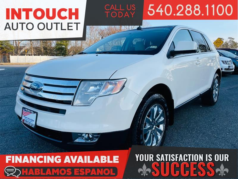 2008 FORD EDGE LIMITED AWD W NAVI PANO