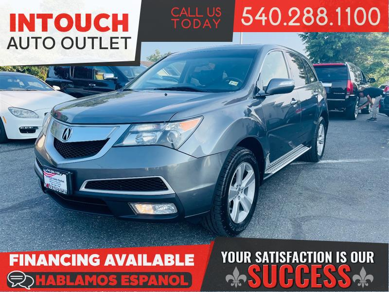 2011 ACURA MDX SH-AWD w/TECHNOLOGY & ENTERTAINMENT PACKAGE