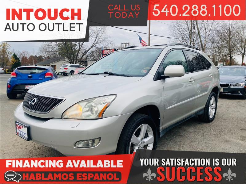 2007 LEXUS RX 350 AWD WITH NAVIGATION SYSTEM