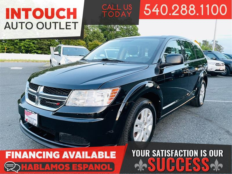 2015 DODGE JOURNEY AMERICAN VALUE PACKAGE & FLEXIBLE SEATING GROUP