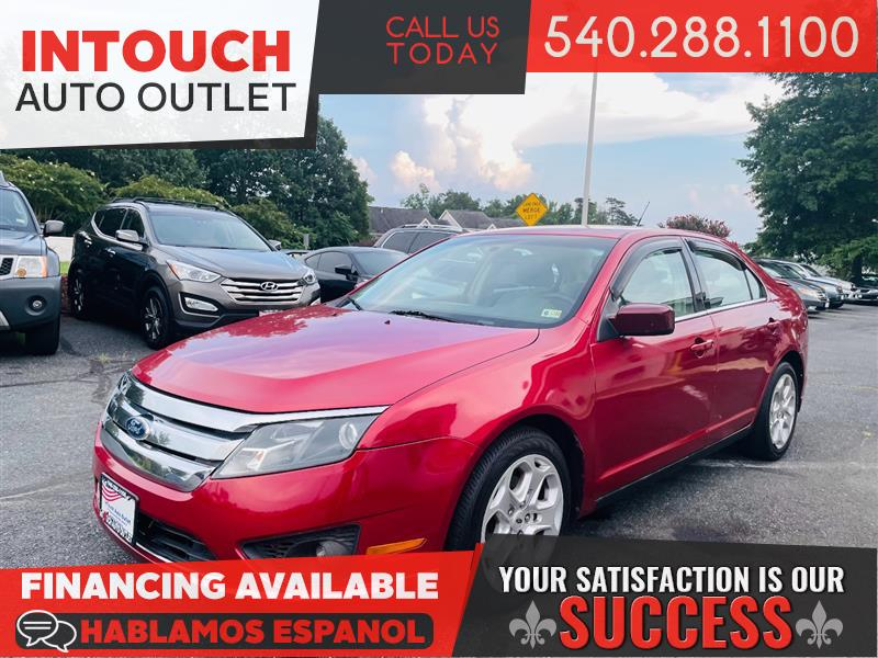 2011 FORD FUSION SE w/SUN AND SYNC VALUE PACKAGE