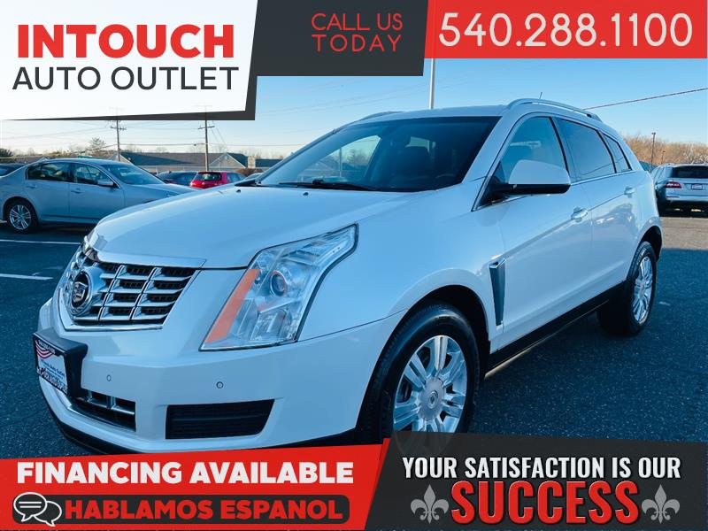 2013 CADILLAC SRX LUXURY COLLECTION AWD WITH NAV PANORAMIC MOONROOF