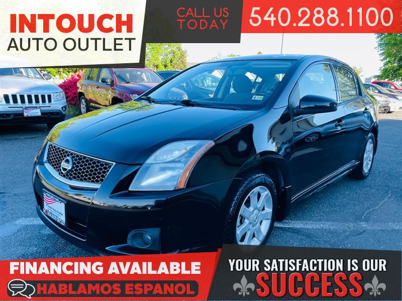2010 NISSAN SENTRA 2.0 SR WITH CONVENIENCE PACKAGE