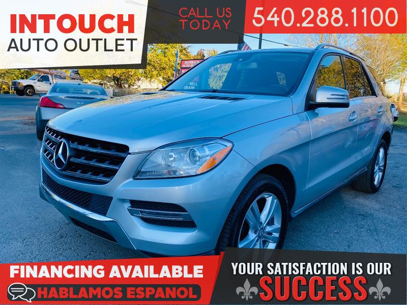 2015 MERCEDES-BENZ M-CLASS ML 350 4MATIC WITH PREMIUM PACKAGE