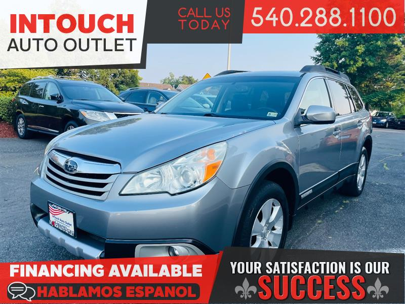 2011 SUBARU OUTBACK 3.6R LIMITED AWD WITH MOONROOF & CONVENIENCE PACKAGE