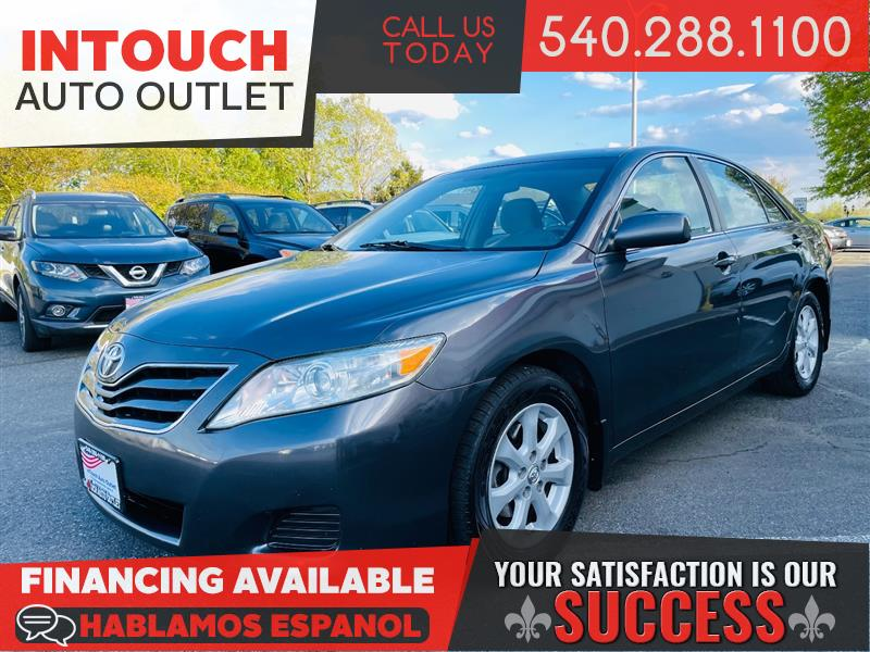 2011 TOYOTA CAMRY LE WITH LE EXTRA VALUE PACKAGE