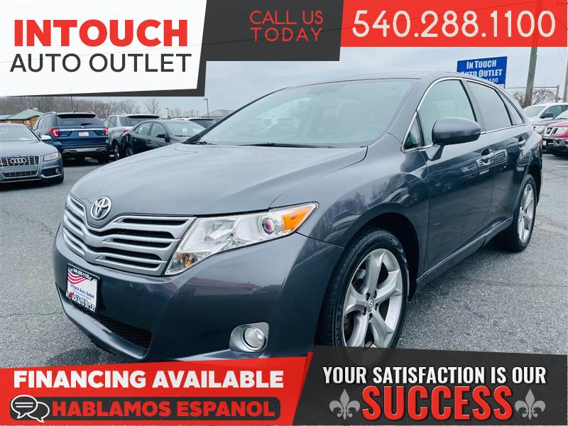 2012 TOYOTA VENZA LIMITED AWD WITH NAVIGATION