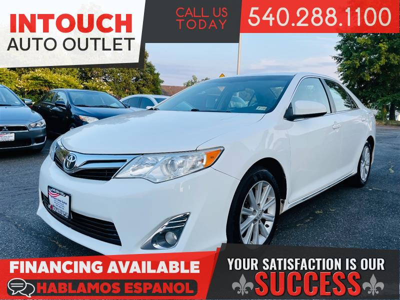 2014 TOYOTA CAMRY XLE w/CONVENIENCE PACKAGE NAVIGATION SYSTEM