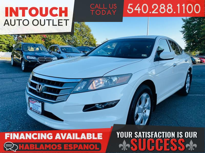 2010 HONDA ACCORD CROSSTOUR EX-L 4WD WITH NAVIGATION SYSTEM & SUNROOF