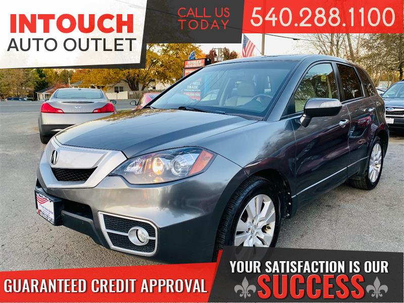2012 ACURA RDX SH-AWD Technology Package