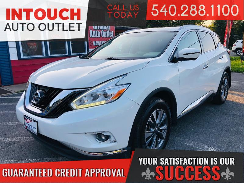 2017 NISSAN MURANO SL AWD WITH TECHNOLOGY PACKAGE