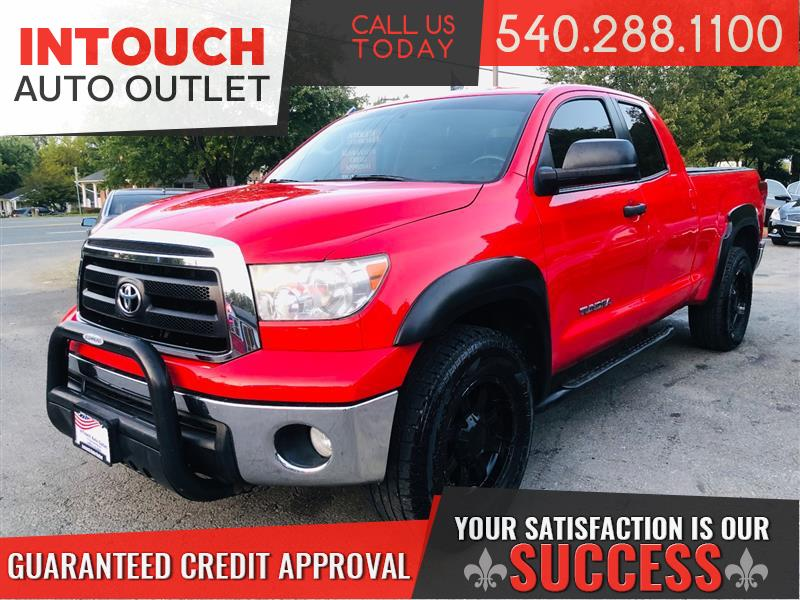 2013 TOYOTA TUNDRA 4WD DOUBLE CAB 4WD
