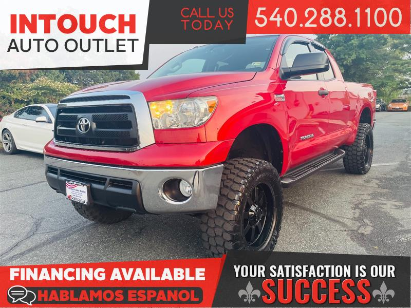 2012 TOYOTA TUNDRA 4WD w/CONVENIENCE PACKAGE & TOW PACKAGE