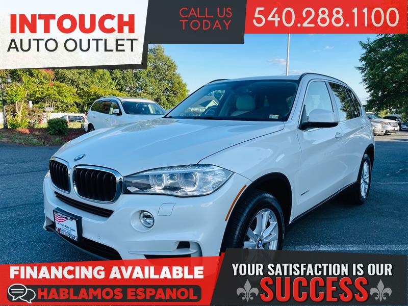 2015 BMW X5 AWD xDrive35i w/ PREMIUM COLD WEATHER & DRIVING ASSIST PACKAGE
