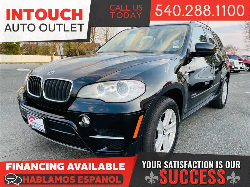 2013 BMW X5 xDRIVE35i WITH CONVENIENCE PACKAGE & NAVIGATION SYSTEM
