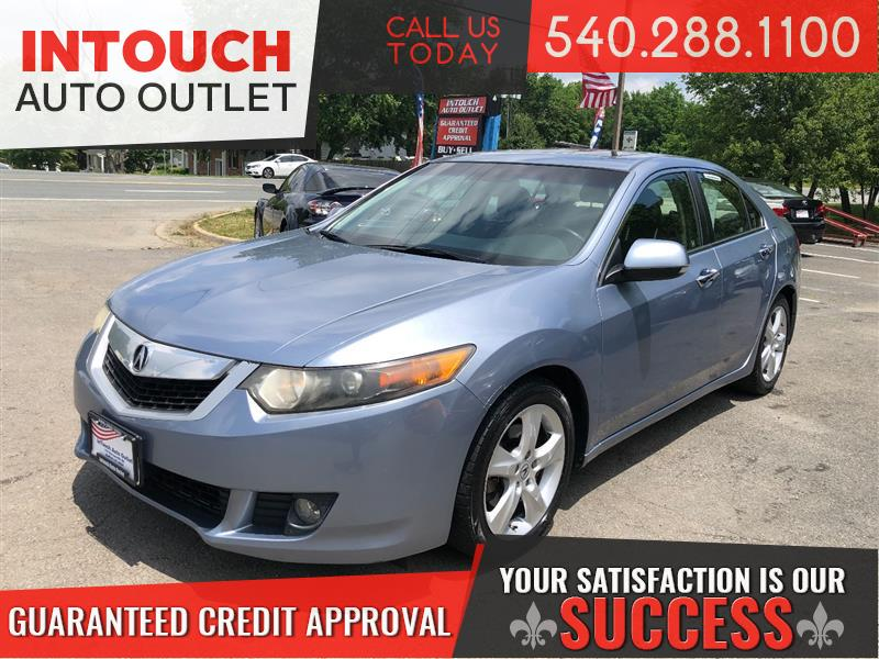 2009 ACURA TSX TECHNOLOGY PACKAGE with NAV