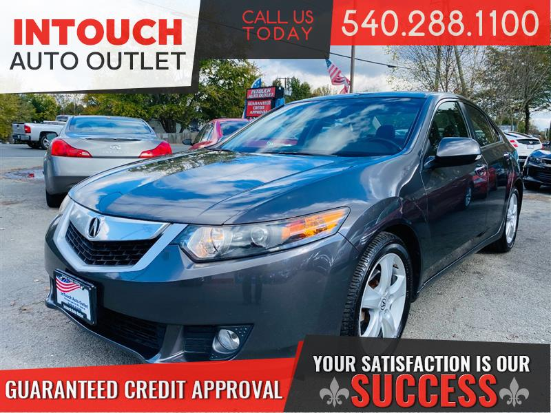 2010 ACURA TSX TECHNOLOGY PACKAGE with NAV
