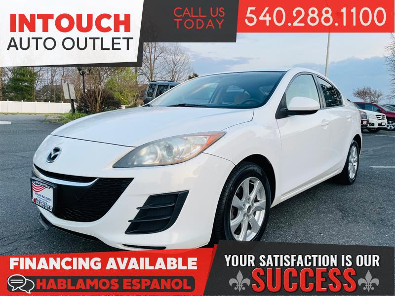2010 MAZDA MAZDA3 i TOURING WITH SPORT PACKAGE