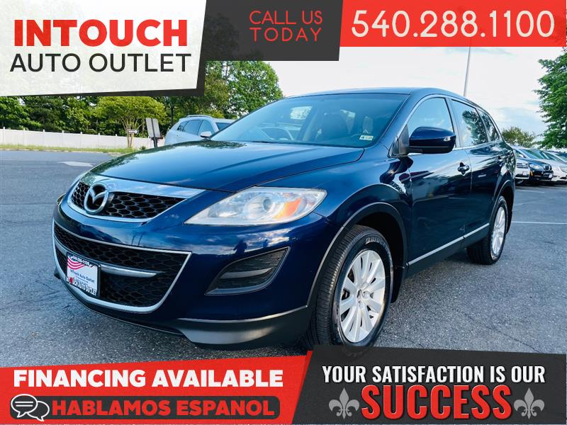 2010 MAZDA CX-9 TOURING AWD WITH MOONROOF AND BOSE AUDIO