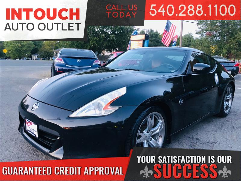2009 NISSAN 370Z TOURING WITH SPORT PACKAGE