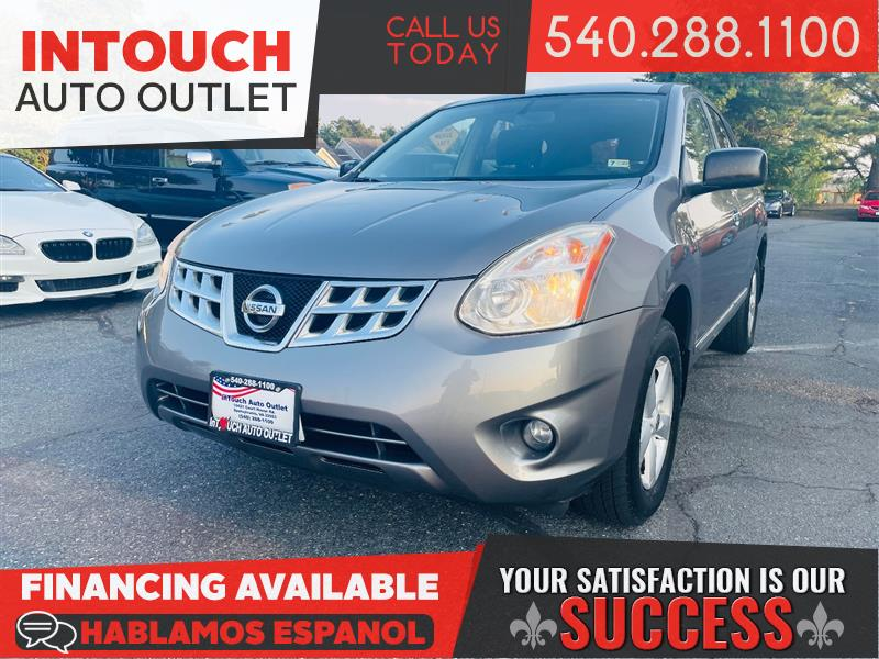 2012 NISSAN ROGUE S AWD w/SPECIAL EDITION PACKAGE