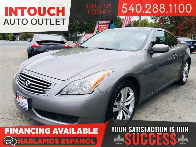 2008 INFINITI G37 COUPE TECHNOLOGY PACKAGE NAV BOSE AUDIO SPEAKERS