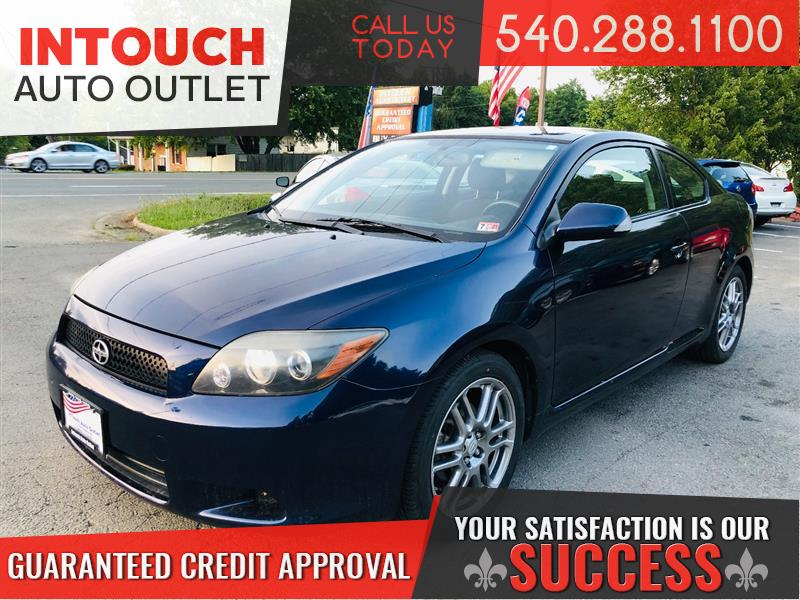 2010 SCION TC Coupe