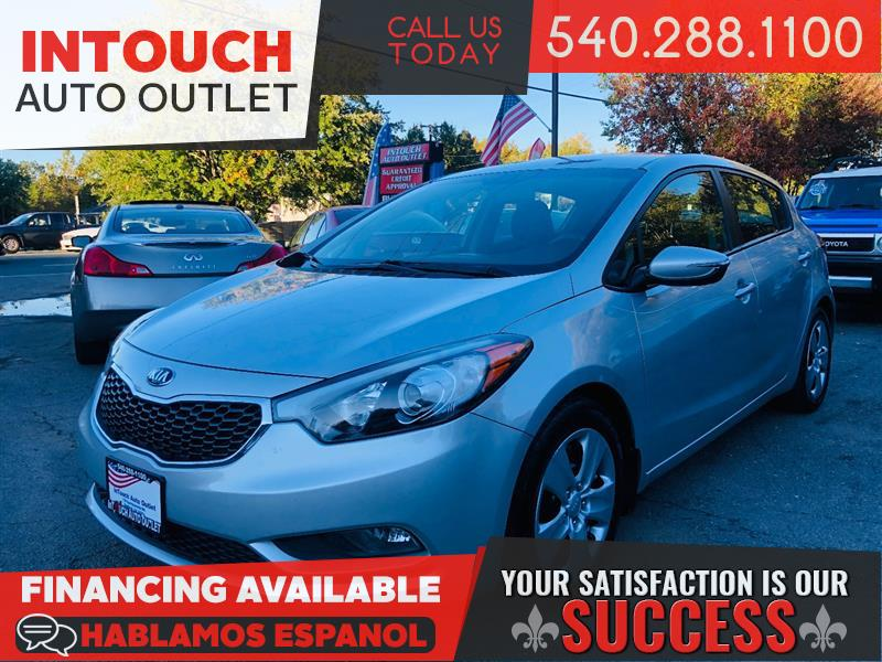 2016 KIA FORTE 5-DOOR HATCHBACK