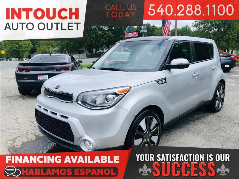 2014 KIA SOUL ! ( EXCLAIM) WITH NAVIGATION